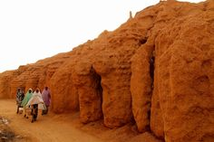 Kano city wall, Nigeria - the-10-ancient-walls-you-should-see-for-yourself-10