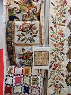 Fall 2014 Quilt Market Part 3: Moda Booths | A Quilting Life - a quilt blog