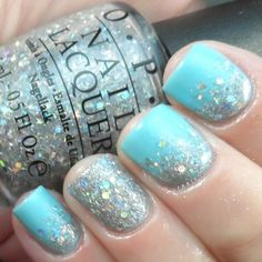 Orly- Pretty-Ugly, Chinaglaze- Glistening Snow and OPI- Which Is Witch?  @carlysisoka