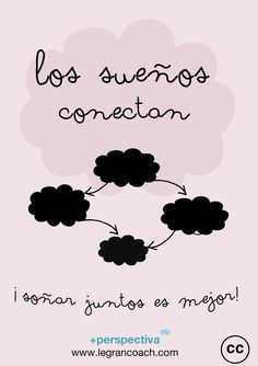 soñar juntos es mejor... Innovation And Entrepreneurship, Mr Wonderful, Inspirational Posters, Simple Words, Motivation, Amazing Quotes, Daydream, Funny Pictures, Feelings