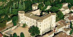 UMAM: Pierre Ribà au chateau de Vogüé