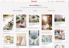 4 Ways to Use Pinterest to Plan Your Wedding    www.revivalphotography.com