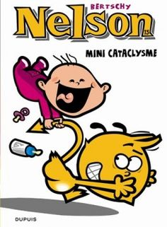 Couverture Nelson, tome 13 : Mini cataclysme !
