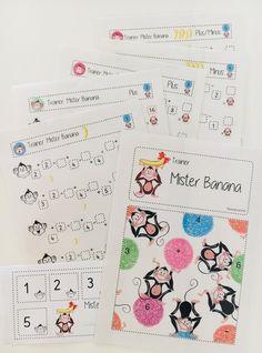 Trainer, Teaching Resources, Bullet Journal, Board, Mathematics Games, Mental Calculation, Preschool Math, Teaching Math, Teacher Planner