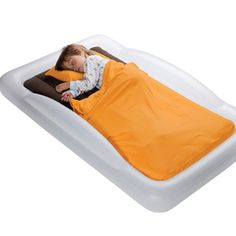 The Shrunks - Toddler Inflatable Bed at West Coast Kids