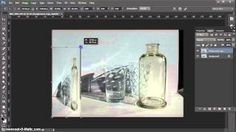 Using LEVELS in Photoshop to increase and adjust the Blacks and Whites in an…