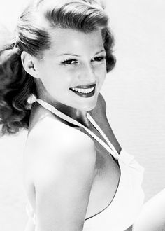 The beautiful, multi-talented, Rita Hayworth, actress,dancer,singer.