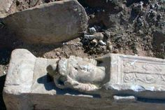 The Archaeology News Network: Bust of Alexander the Great found in Cyprus