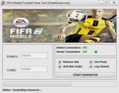 FIFA Mobile Football Hack