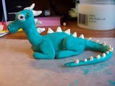 clay dragon - Buscar con Google