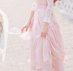 ♡ Princess of Paris ♡ Ballet Inspired Fashion, Rose Bonbon, Date Dresses, Everything Pink, Pink Aesthetic, Pink Fashion, Feminine Style, Girly Girl, Pastel Pink