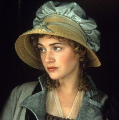 Kate Winslet - Marianne Dashwood, Sense and Sensibility (1995)