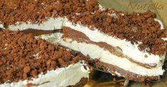 Recept na nepečený cheesecake s nutellou