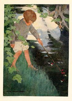 Dream blocks 1908- Jessie Willcox Smith http://roberitatesac.wix.com/roberita-tesac
