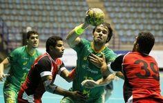 Blog Esportivo do Suíço: Seleção brasileira masculina de handebol é derrotada pelo Egito em amistoso