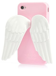 Coque pour iPhone 4/4S - modèle I4SI WING P - www.myecase.com