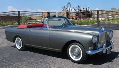 1963 bentley convertible | 1963 Bentley Continental Park Ward Convertible Coupe