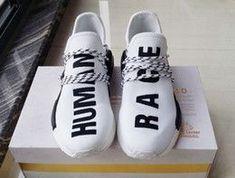 981a2924e Original Pharrell Williams X NMD Human Race Running Shoes NMD Runner NMD  men and women Trainers