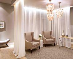 pernuladesign.com, spa design, interior design, relaxation room, medical design, lighting