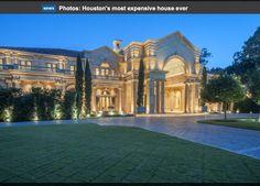 43 mil home in Houston. Pix #1