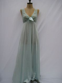 f134ad6b8ac01f 1960s Vintage Night Gown Lingerie by TheVintageSuitcases on Etsy