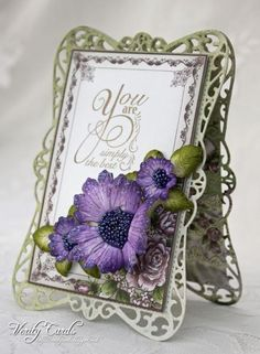 Simply the Best by Veritycards - Cards and Paper Crafts at Splitcoaststampers
