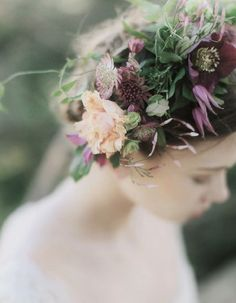Call Me Madame - A French Wedding Planner in Bali. Call Me Madame - A French Wedding Planner in Bali French Wedding, Dream Wedding, Wedding Day, Bali Wedding, Flower Crown Wedding, Wedding Flowers, Flower Crowns, Midsummer Nights Dream, Floral Hair