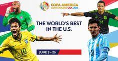 #COPA #COPAAMERICACENTENARIO #COPAAMERICA2016 #COPAAMERICA #USA2016  http://www.copaamerica2016liveonline.com/