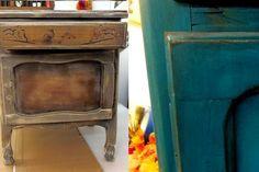 ¿Estás por reciclar un mueble? ¡Una buena opción puede ser patinarlo! Seguí estos pasos.