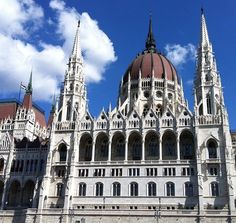 Parliament - one of the World's most stunning buildings #budapest #architecture