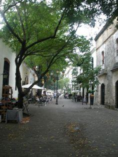| Streets of Santiago, Dominican Republic. Photo courtesy Jenica Limb.