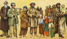 Russian peasant culture