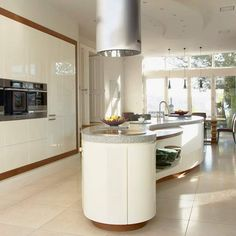 Dining island | Kitchen islands - 10 design ideas | housetohome.co.uk | Mobile
