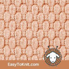 Knit Purl Puffy Basketweave - Easy To Knit Knit Purl Puffy Basketweave . Knit Purl Puffy Basketweave – Easy To Knit Knit Purl Puffy Basketweave – Easy To Knit Knit Purl Stitches, Knitting Stiches, Easy Knitting, Loom Knitting, Knitting Designs, Knitting Patterns Free, Knitting Projects, Stitch Patterns, Crochet Patterns