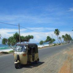 Road to Galle / Sri Lanka
