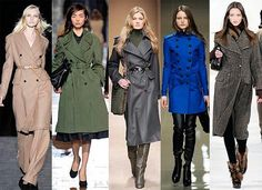 #Longcoats are extremely cozy and warm. They look really graceful too and cover the body nicely. You can have plain,  printed or embroidered. Collar styles are also different. Combine them with cowgirl boots be happy with the compliments  you get. Black coats are usually preferred because its a universal color that goes with any dress.