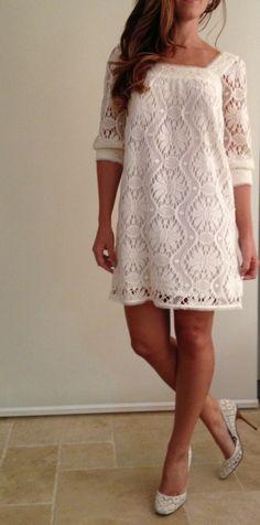 MILLY DRESS @Michelle Flynn Flynn Coleman-Hers Cotton Dresses, Blue Dresses, Casual Dresses, Dress Outfits, Fashion Outfits, Fashion Tips, Fashion Trends, Clothes Horse, Plus Size Fashion