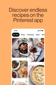 You'll find thousands of recipes on our app.