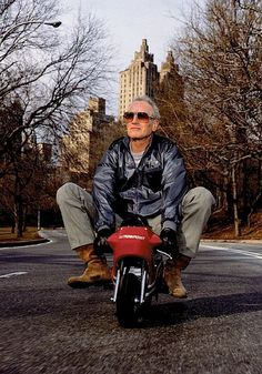 Image result for photography paul newman on bike