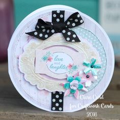 Created By Clare Curd using Craftwork Cards Flowers and Frames and Botanical Gardens USB