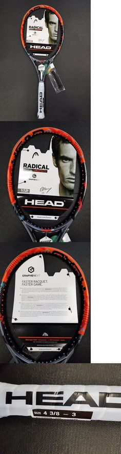 Racquets 20871: Head Graphene Xt Radical Mpa 4 3 8 Tennis Racquet Brand New -> BUY IT NOW ONLY: $135 on eBay!