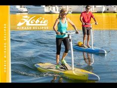 Hobie applies its kayak technology to new 'pedalboards' | GrindTV.com