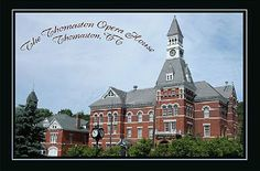 Thomaston Opera House - Thomaston, CT