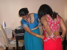 Desi real wife saree photo   Sexy Housewife Saree Blouse
