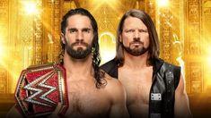 After Seth Rollins conquered The Beast at WrestleMania to claim the Universal Championship, two-time WWE Champion AJ Styles moved over to Raw via the 2019 Superstar Shake-up and emerged as the next challenger. Clash Of Champions, Wwe Champions, Aj Styles Wwe, Wwe Money, Shane Mcmahon, Wrestlemania 35, Football Streaming, Nxt Takeover, Match One