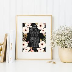 Psalm 18:33 Bible Printable Verses Wall art by PrintableVerses