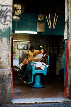 The Barber, Rio de Janeiro