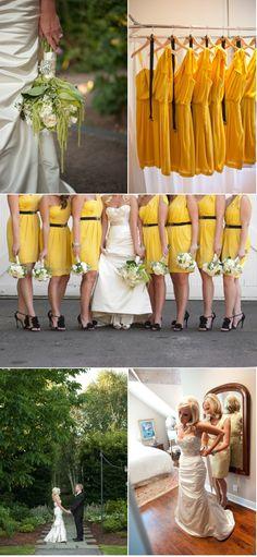 Love these bridesmaid dresses!!!!