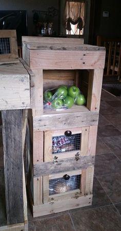 Vegetable Cabinet