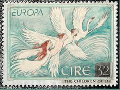 The Children of Lir; an Irish legend believed by some to be the basis of Shakespeare's King Lear.